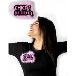 """CHAPA """"CHICAS DE FIESTA"""""""