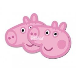 CARETAS PEPPA PIG