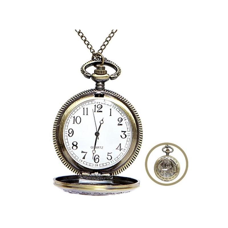 Reloj de bolsillo con cadena - Reloj de cadena ...