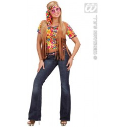 CHALECO HIPPIE MUJER