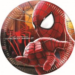 PLATOS 20 CM SPIDERMAN