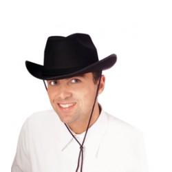 SOMBRERO COWBOY NEGRO