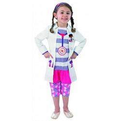 DISFRAZ DE DOCTORA DE JUGUETES CLASSIC INFANTIL