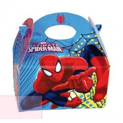 CAJITA ULTIMATE SPIDER-MAN