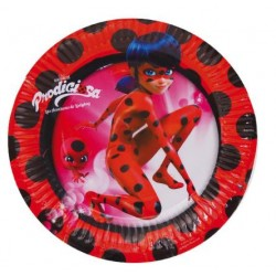 PLATOS LADY BUG 18CM