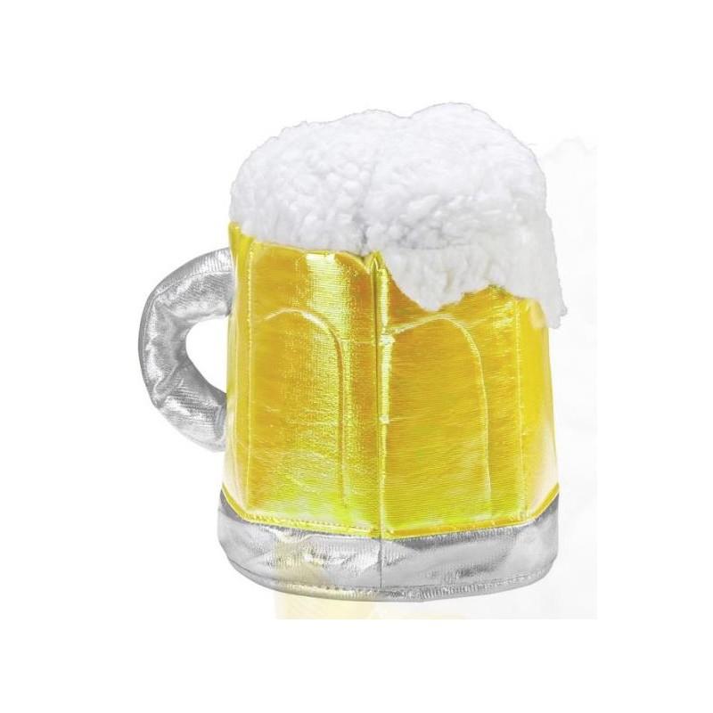 Gorro jarra de cerveza for Jarras para cerveza