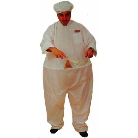 gordo gay de cocinero