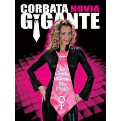 CORBATA GIGANTE