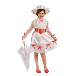 Disfraz De Mary Poppins Infantil