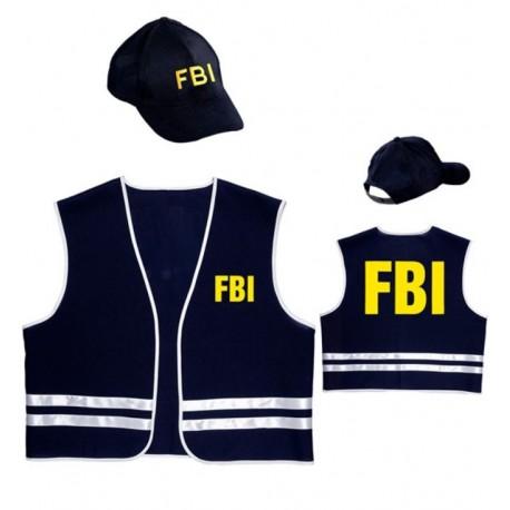 AGENTE FBI SET ADULTO