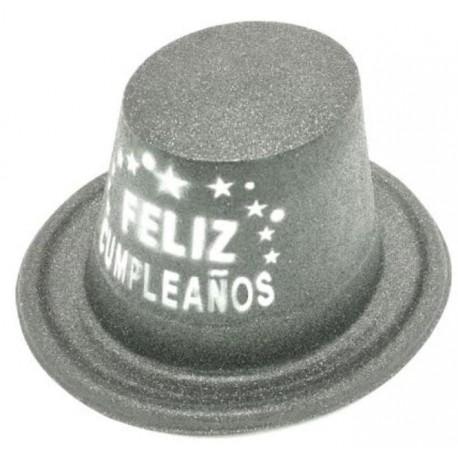 CHISTERA PURPURINA FELIZ CUMPLEAÑOS