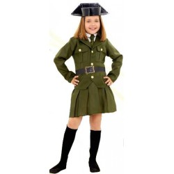 GUARDIA CIVIL INFANTIL
