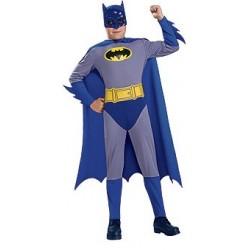 BATMAN THE BRAVE