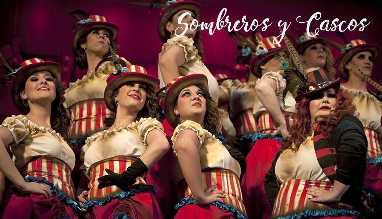 SOMBRERO Y CASCOS